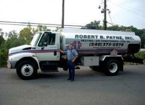 heating oil delivery services Fredericksburg, VA