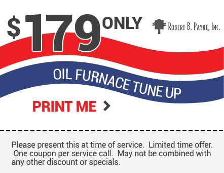 179 oil furnace tune up