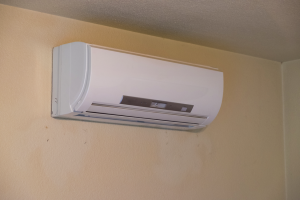 A ductless HVAC system provides efficiency and space in your home!