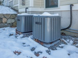 Keep your HVAC system running efficiently this winter with professional service.
